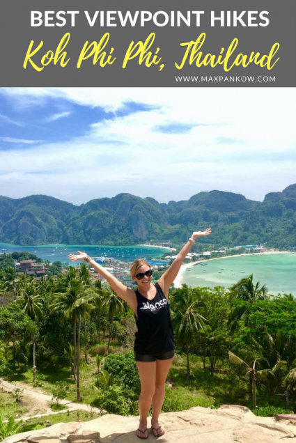 Best Viewpoints Koh Phi Phi Thailand