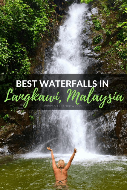 Check out the best waterfalls in Langkawi - Max Pankow Adventures