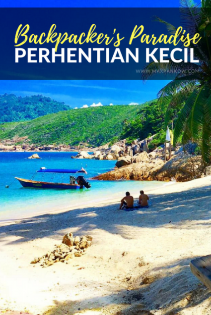 Perhentian Kecil is the ultimate paradise for backpackers - Max Pankow Adventures