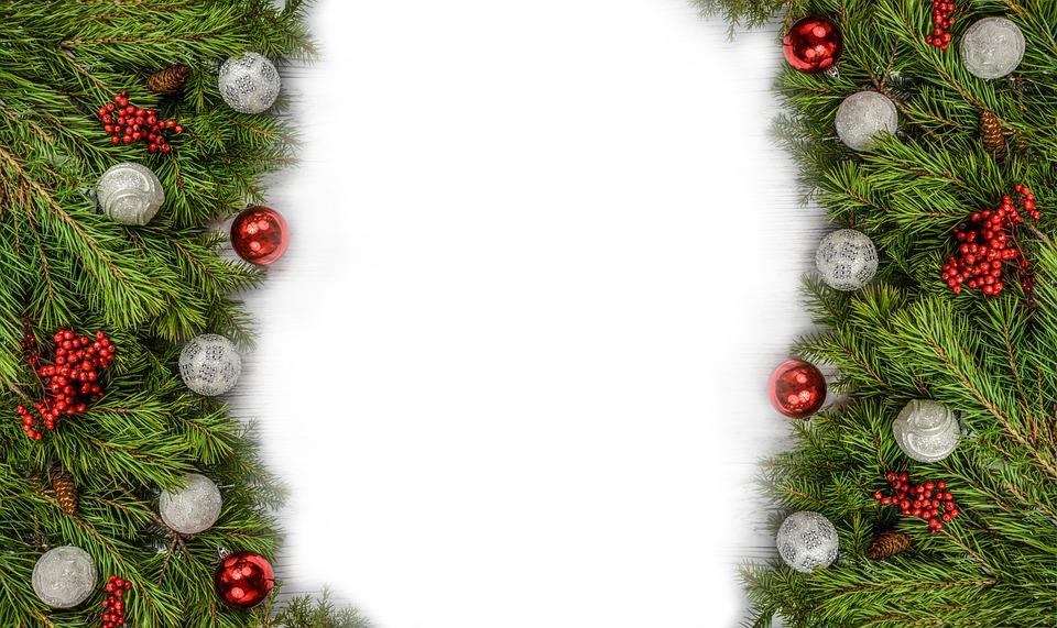 Free Photo Background Decoration Christmas Xmas Backdrop