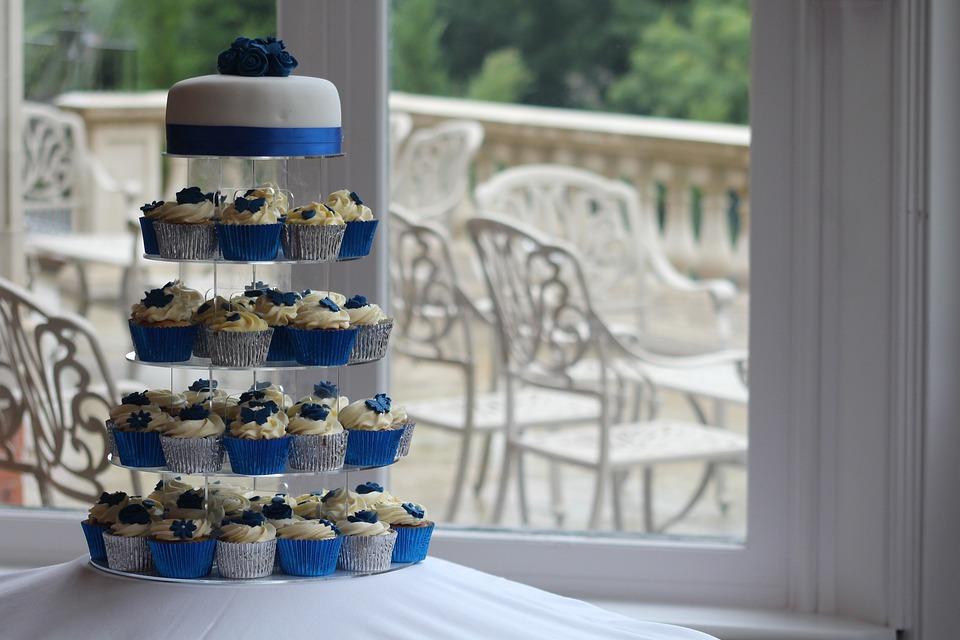 Free Photo Cake Wedding Cakes Pink Wedding Sweet Food