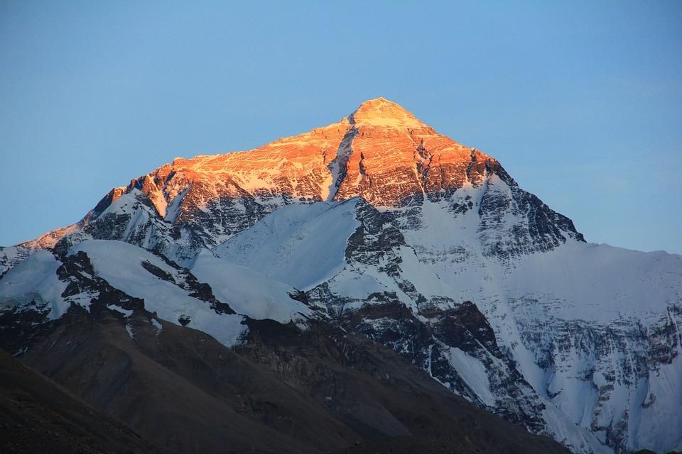 Tibet Mount Everest Trekking Hiking Mountains