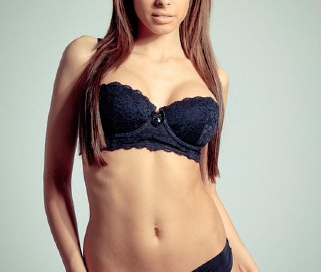 Lingerie Girl Sexy Beauty Seduction Beautiful