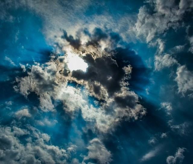 Clouds Sky Weather Nature Light Heaven Sunlight
