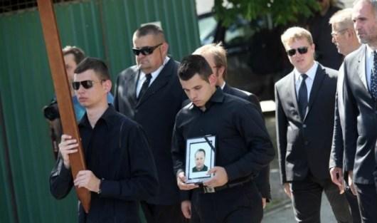Vinko20Zuljevic20Klica, pogreb