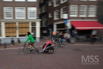 Cyclists in Amsterdam 5