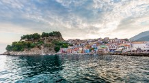 Parga by day 16