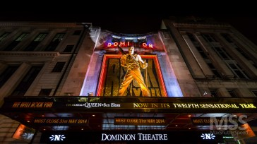 We will rock you - Musical at Dominion Theatre