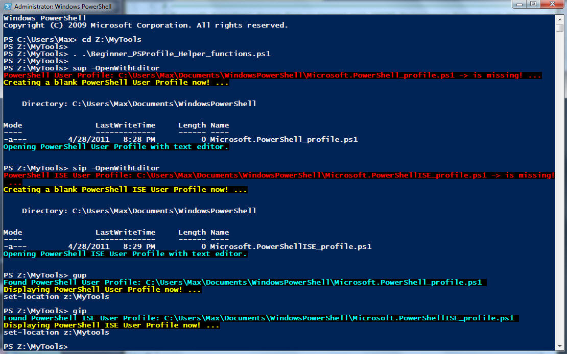 admin – Page 22 – Max Trinidad – The PowerShell Front