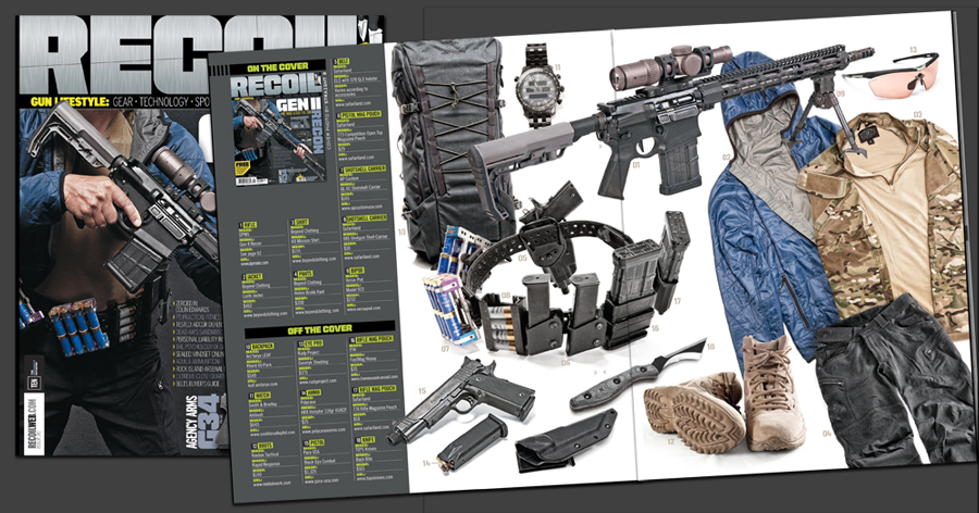 Recoil Sep/Oct 2015 #20