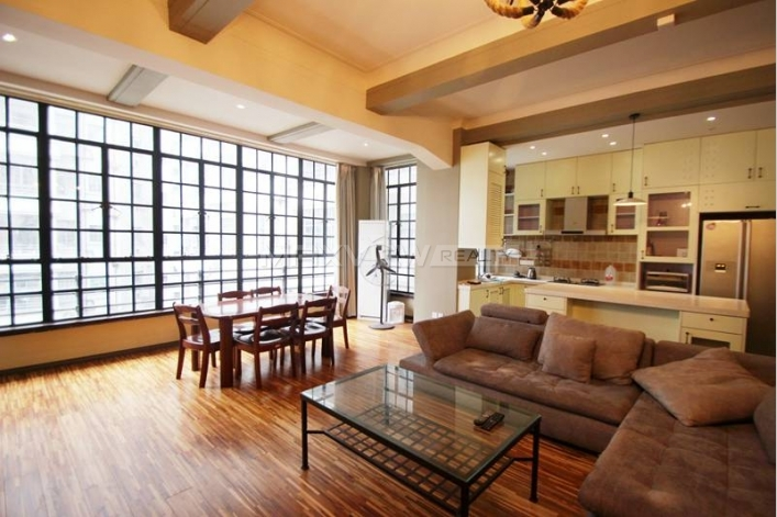 Capacious Old Apartment On North Suzhou Road Sh016465