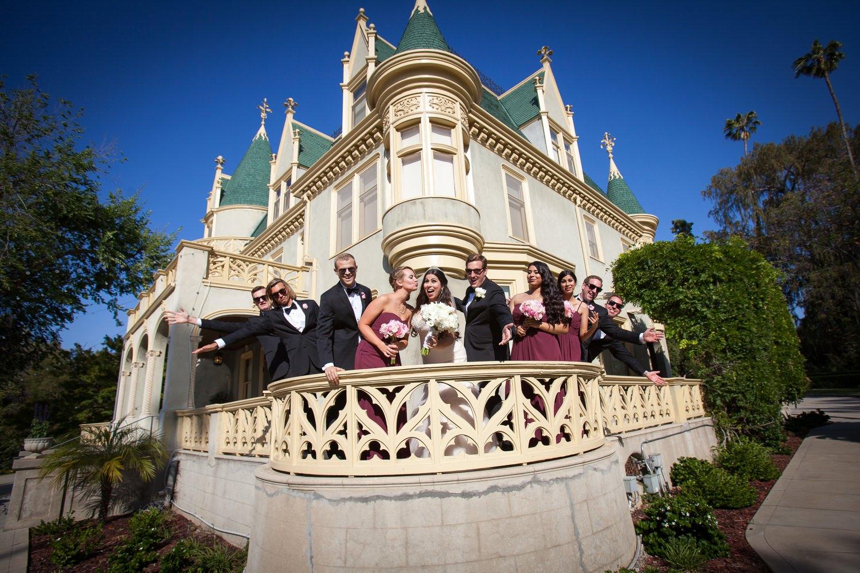 mica + dylan | Kimberly Crest Redlands Wedding