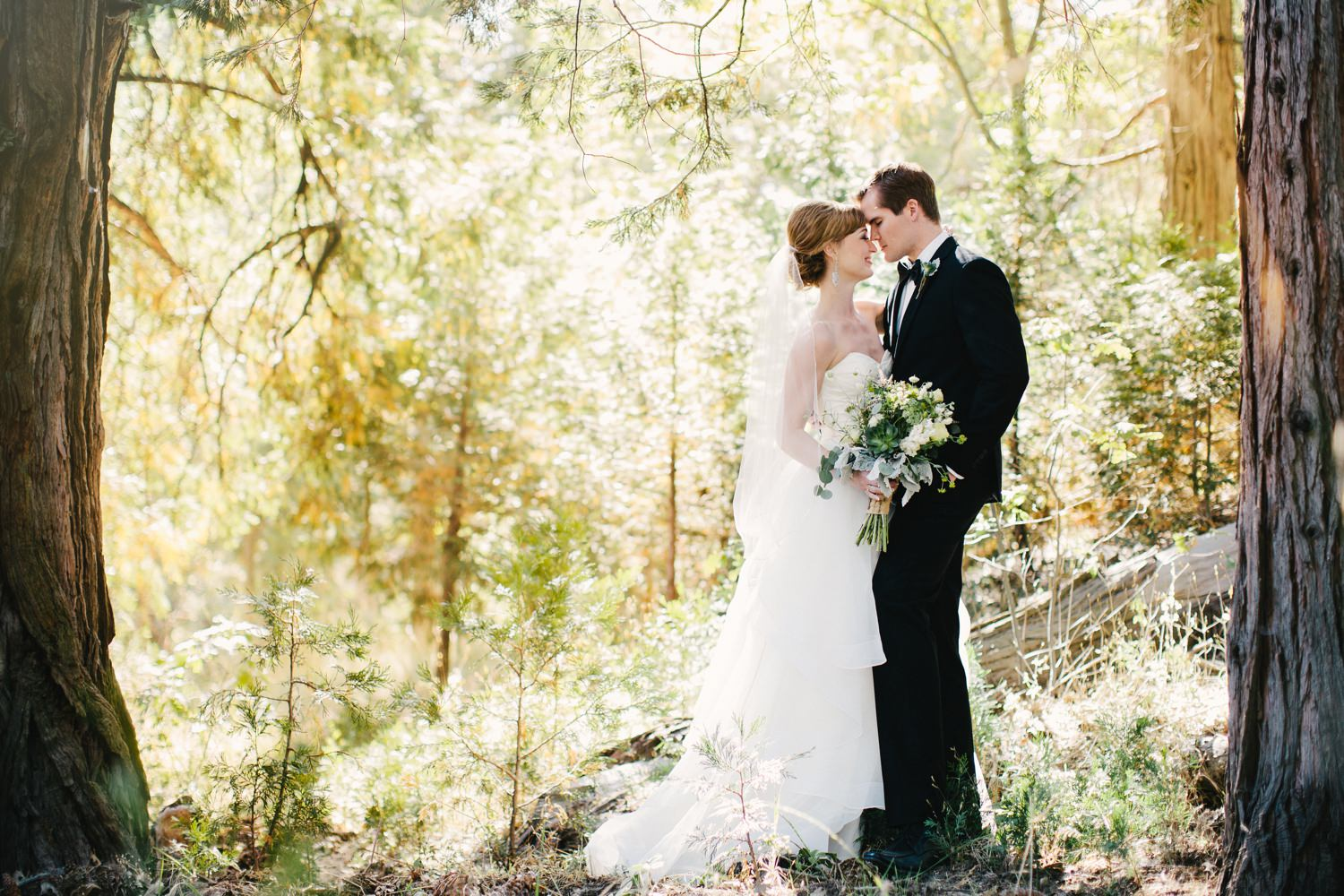 ken + jennifer | Pine Rose Cabins Wedding Photography
