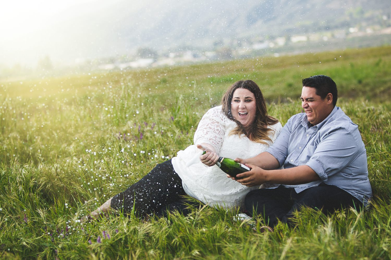 charlie + shannon | Yucaipa Engagement Session