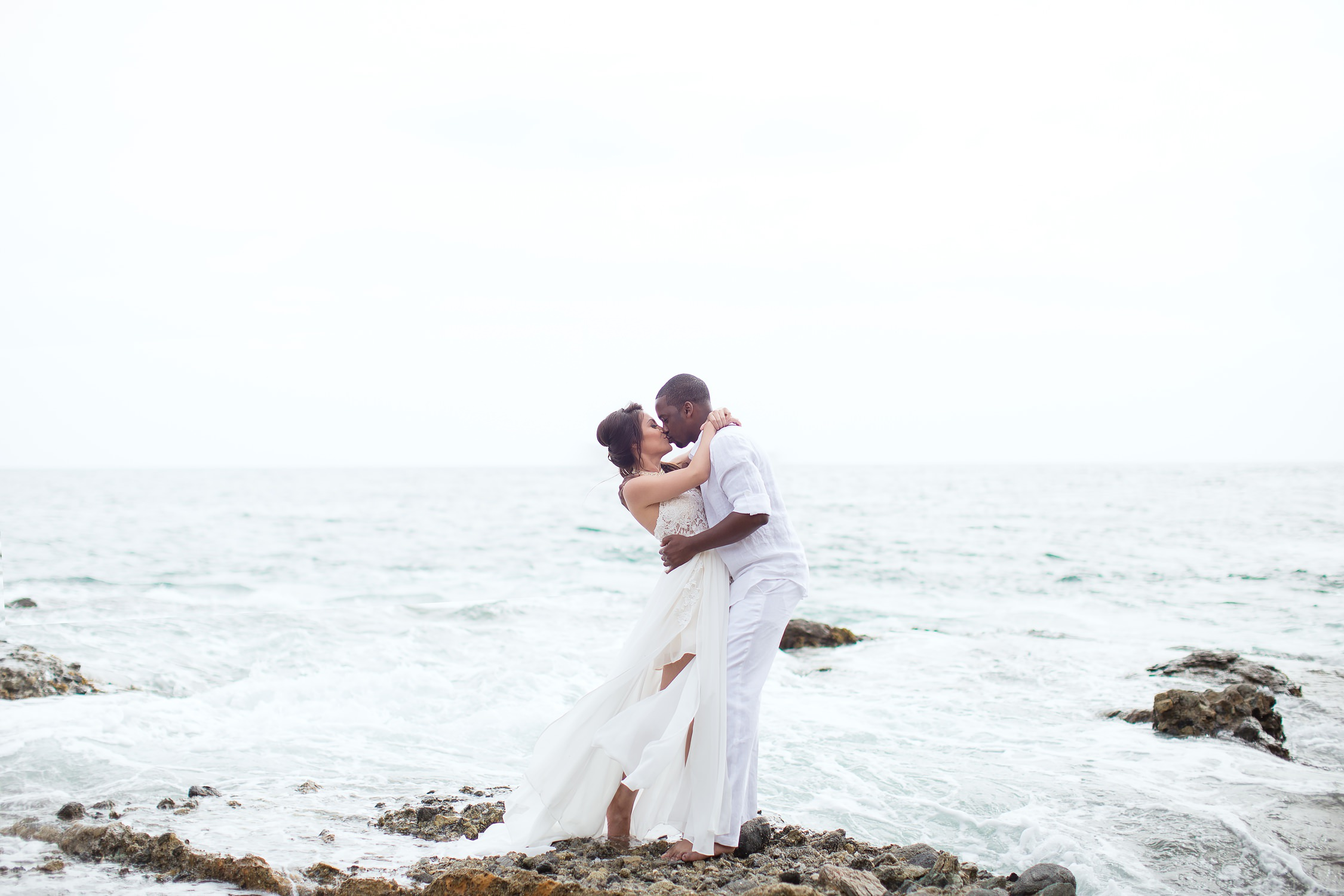 katheline + brandon | Laguna Beach Engagement Session