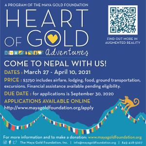 Heart of Gold 2021 Application