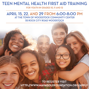 link to tMHFA April Woodstock cohort registration