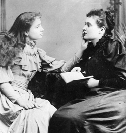 Image result for anne sullivan and helen keller
