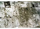 Mayan Wall Engravings