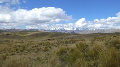Schneebergen Cordillera Huayhuash