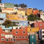 Les maisons colorées de Guanajuato © M.C.