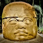 Tête colossale Olmèque © Pixabay/mochilazocultural