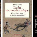 Fin du monde aztèque, religion inca, aventure maya : Jean-Paul Duviols présentera ces trois livres