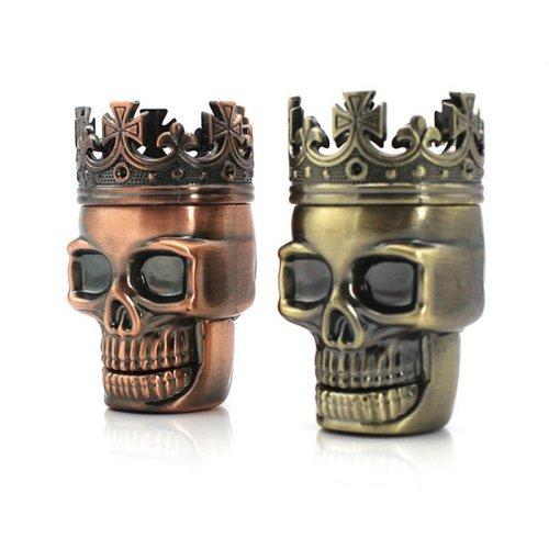Skull King Herb Grinder