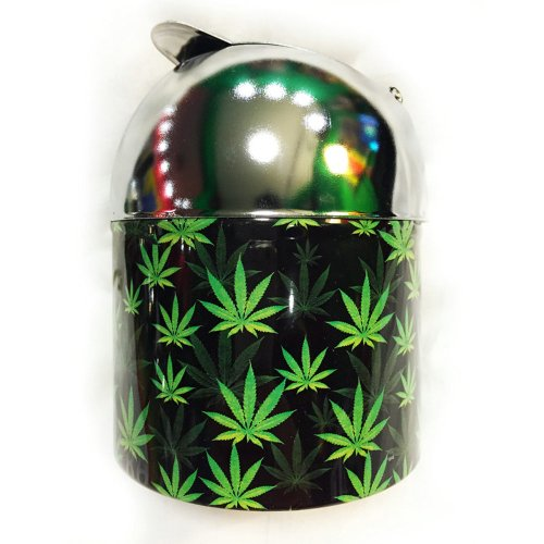 Weed Ashtray with Lid