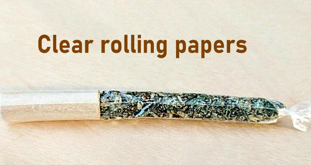 Clear Rolling Papers
