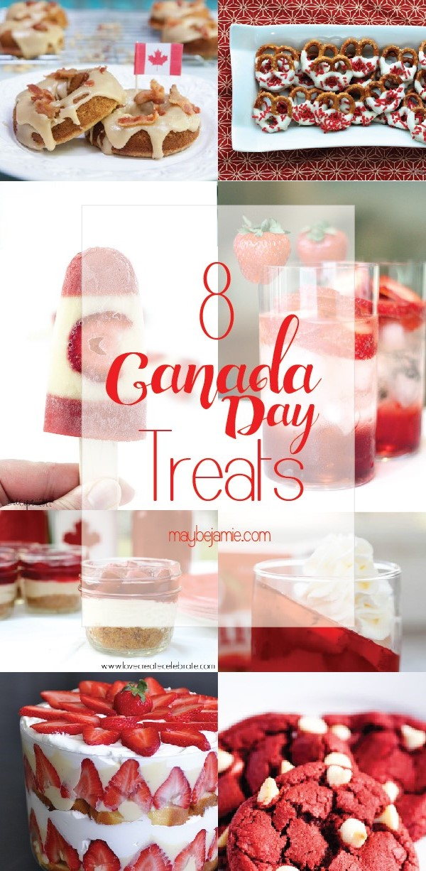 Canada Day Treats