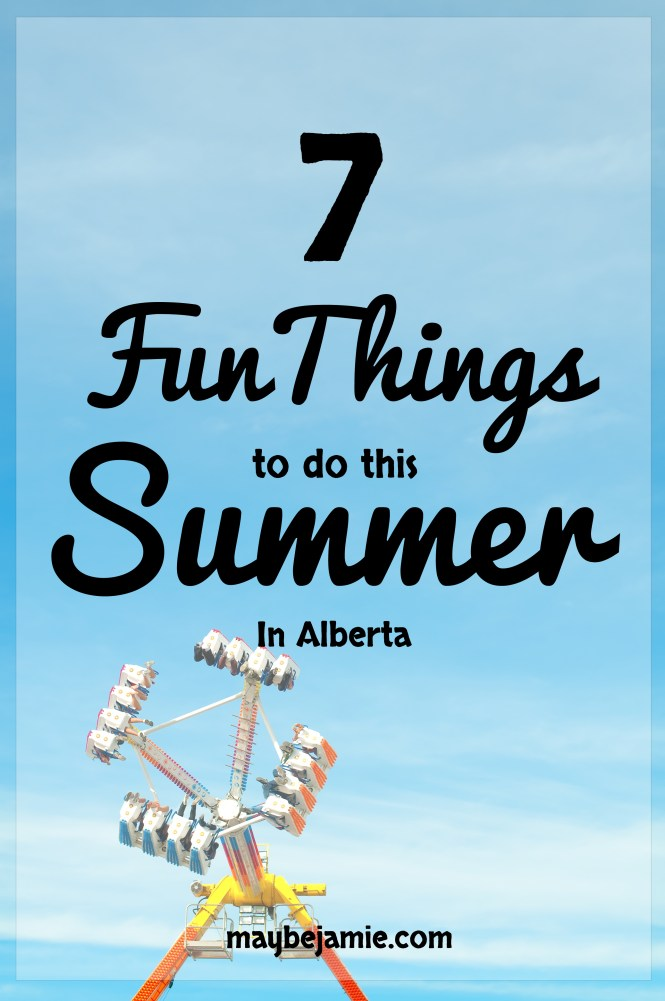 7 Fun Things To Do This Summer