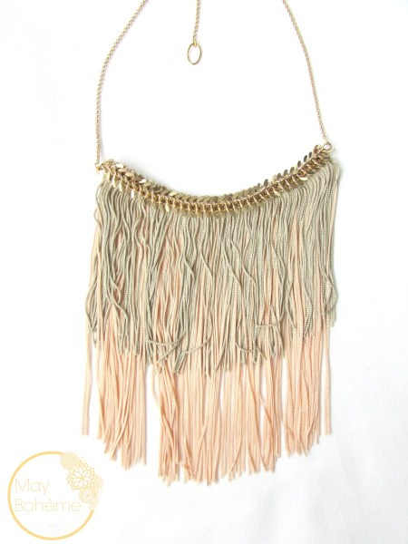 Plastron_colors_bahia_may_boheme_franges_galon_boho_hippie_chic_rose_poudré_beige_chaine_bonefisher