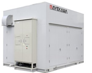 Air refrigeration system Pascal Air