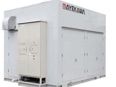 Air refrigeration system Pascal Air