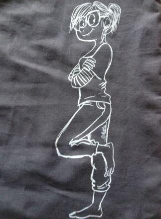 illustration tote-bag