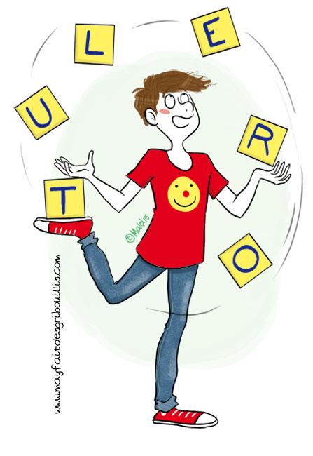 Mega Quiz Scrabble Junior - Edition Larousse - Résultats du concours - ©MaY2015 - Pour en voir plus : www.mayfaitdesgribouillis.com