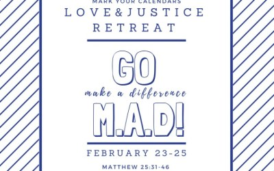 Love and Justice Lakeshore Retreat