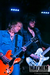 Tony Higbee & Tom Keifer - Ace of Spades - Sacramento