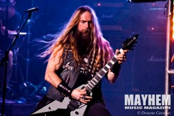 Mayhem Music Magazine Generation Axe-212-R