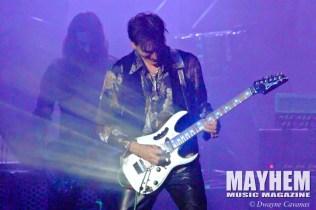 Mayhem Music Magazine Generation Axe-593-R