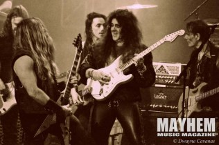 Mayhem Music Magazine Generation Axe-763-R