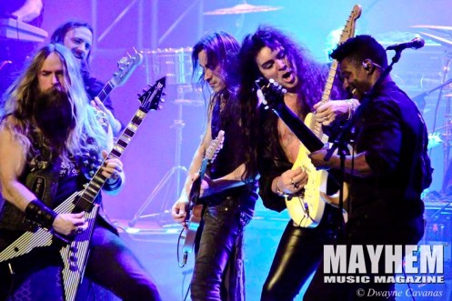 Mayhem Music Magazine Generation Axe-767-R