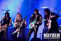 Mayhem Music Magazine Generation Axe-770-R