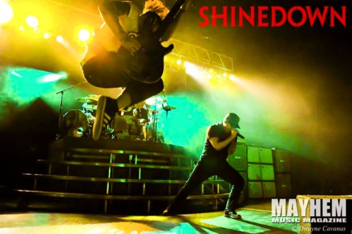 Eric Bass & Brent Smith - Shinedown