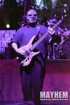 Alessandro Venturella of Slipknot