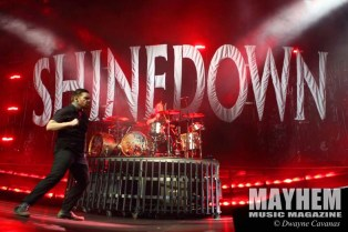 Brent Smith & Barry Kerch of Shinedown