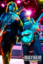Ace Frehley & Richie Scarlet