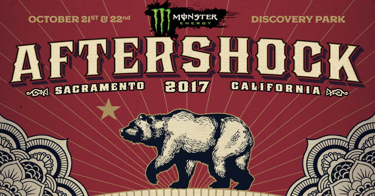 Monster Energy Aftershock 2017 Day One Lineup Announced Mayhem Music Magazine
