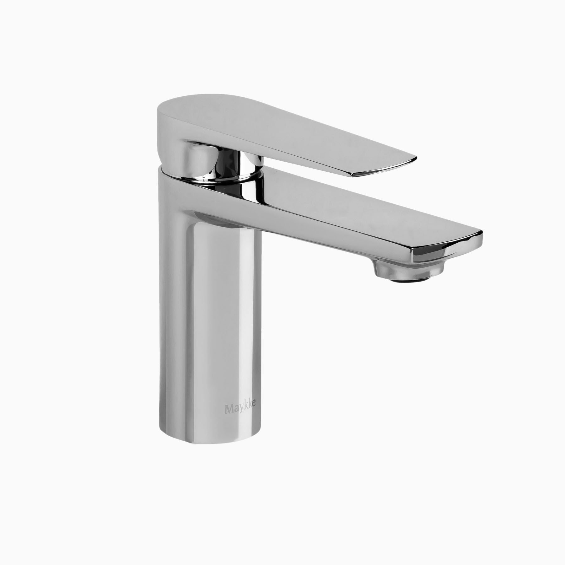 adalbert single lever sink faucet polished chrome
